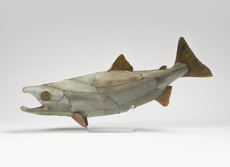 Glenn-Kaino-Graft-Shark-Skin-Thread-Salmon-skin-plastic-2006