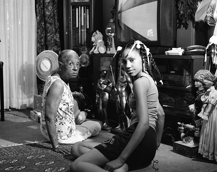 1. LaToya Ruby Frazier - Grandma_Ruby_and_Me_2005 - Aimia Photgraphy Prize - Studio Beat - Wish List